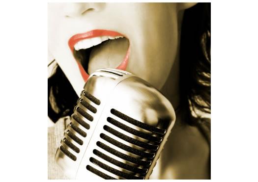 дикторские голоса, вокалисты