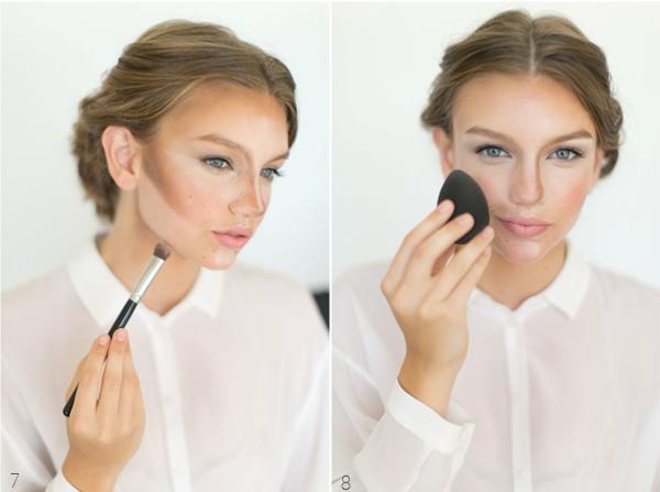 техника растушевки границ в макияже