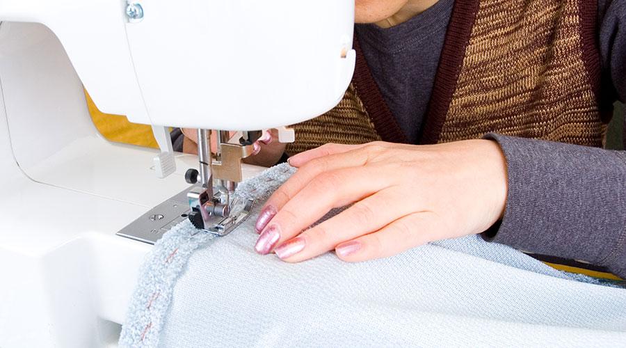 Пошив изделия на нашем производстве