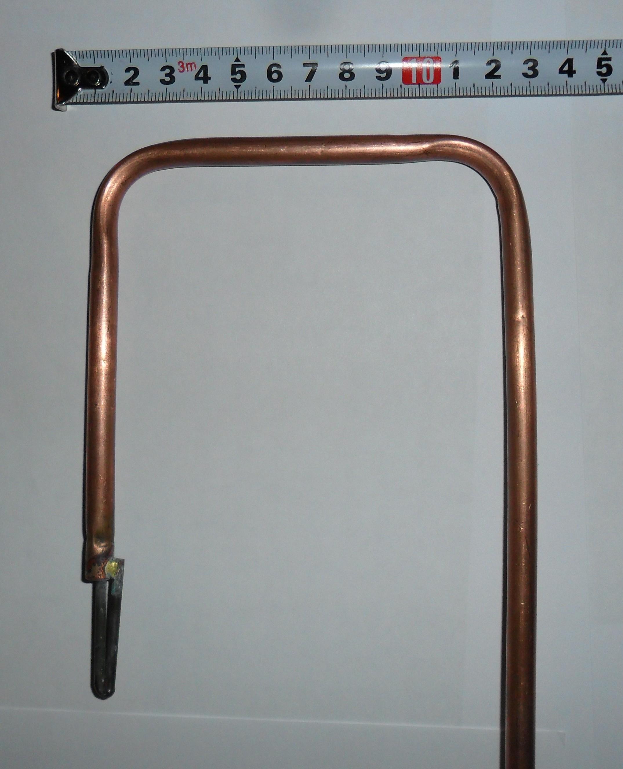 Ширина термопары АОГВ-80