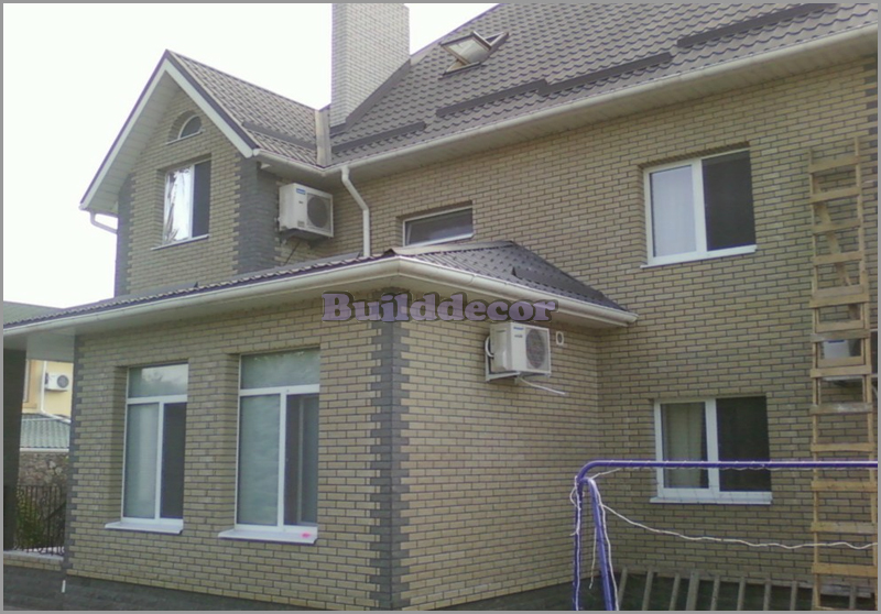 Термопанели фасадные фагот купить в киеве