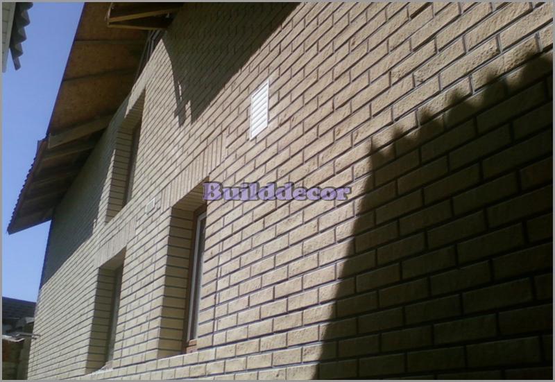 Термопанели фасадные купить киев