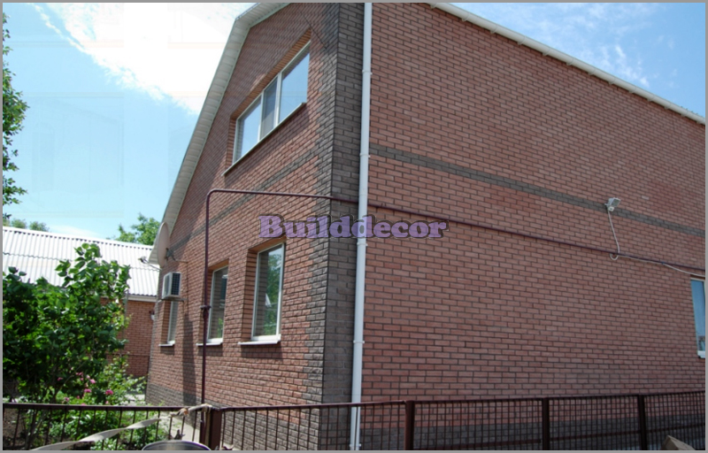 Термопанели для отделки и утепления фасадов домов фото