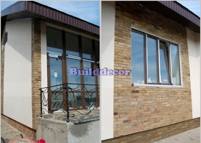 Термопанели клинкерные для фасадов фото