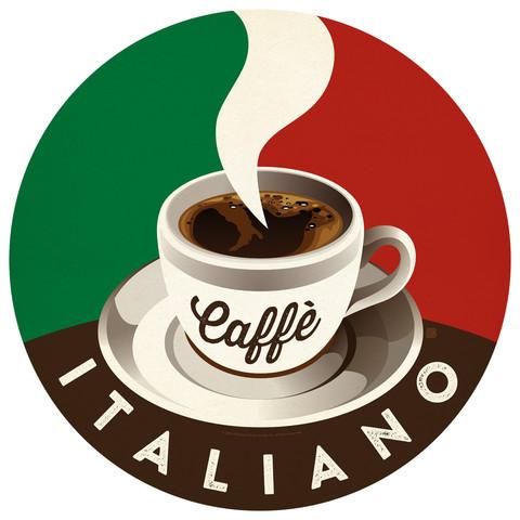 Итальянский кофе в зёрнах и молотый