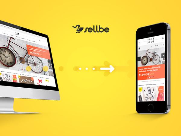 Запуск мобильной версии на платформе SellBe