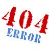 Новый вид для страницы 404 и страницы с ошибкой